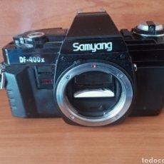 Cámara de fotos: CUERPO SAMYANG DF - 400 X. Lote 200036571