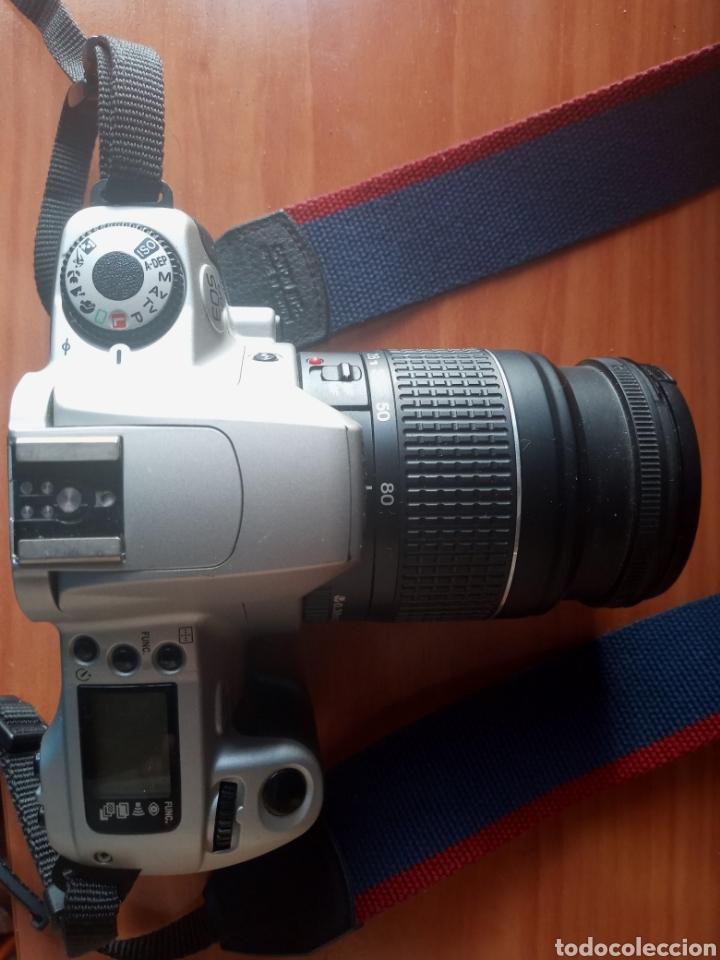 Cámara de fotos: CÁMARA CANON EOS 300 - Foto 3 - 200038236
