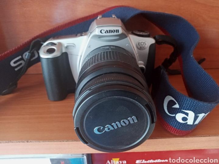 Cámara de fotos: CÁMARA CANON EOS 300 - Foto 6 - 200038236