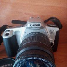 Cámara de fotos: CÁMARA CANON EOS 300. Lote 200038236