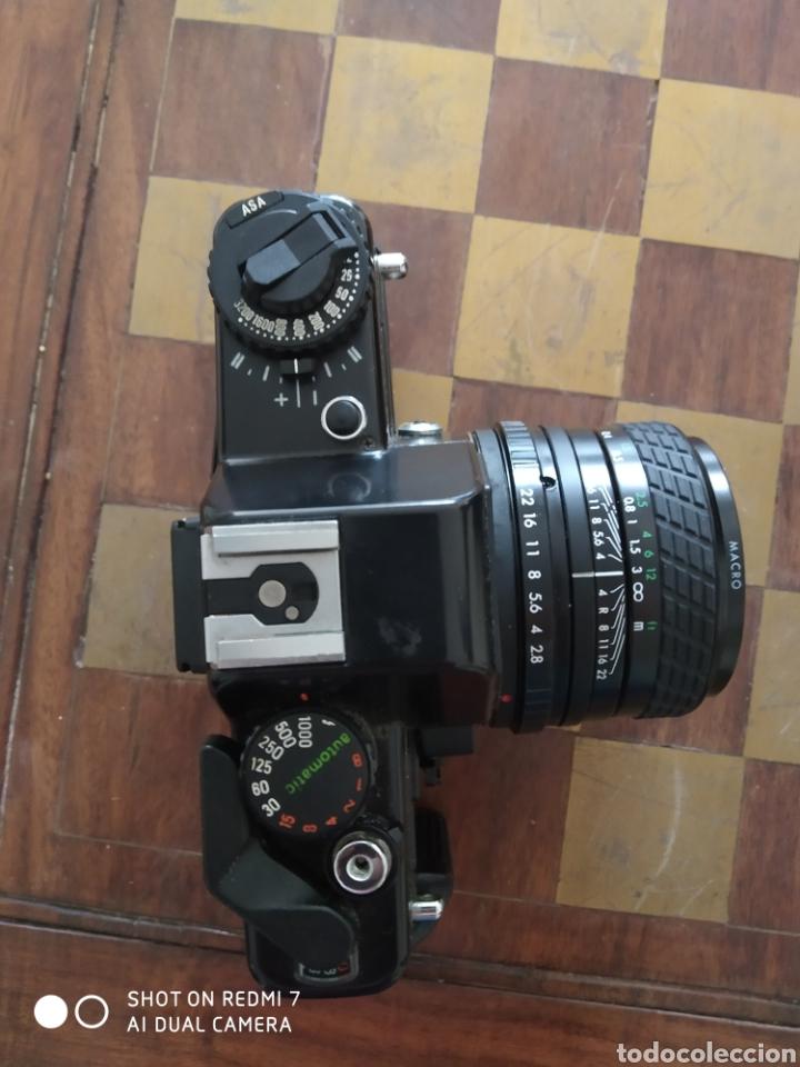 Cámara de fotos: Camara praktica BC3 con 2 objetivos extras y maleta - Foto 4 - 50521804