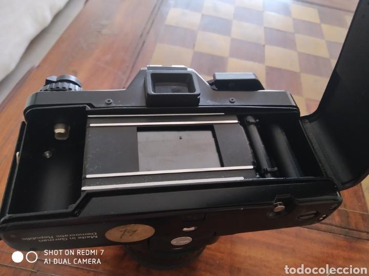 Cámara de fotos: Camara praktica BC3 con 2 objetivos extras y maleta - Foto 5 - 50521804