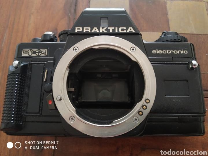 Cámara de fotos: Camara praktica BC3 con 2 objetivos extras y maleta - Foto 8 - 50521804