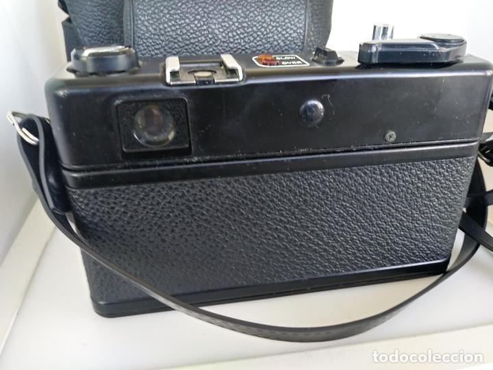 Cámara de fotos: Cámara Yashica MG1 con funda Japón - Foto 6 - 202961450