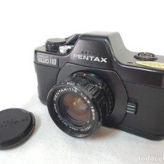 Cámara de fotos: PENTAX AUTO 110. 1980.. Lote 203186775