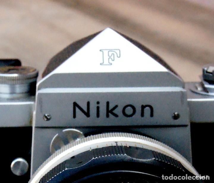 Cámara de fotos: NIKON F.Prisma sin fot.* + 85 Nikon F/1,8 - Foto 2 - 203270752