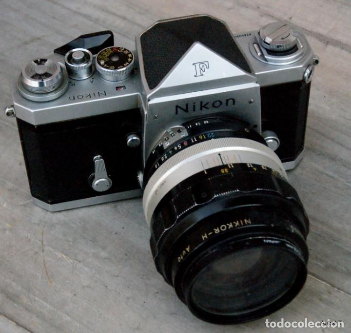 Cámara de fotos: NIKON F.Prisma sin fot.* + 85 Nikon F/1,8 - Foto 3 - 203270752