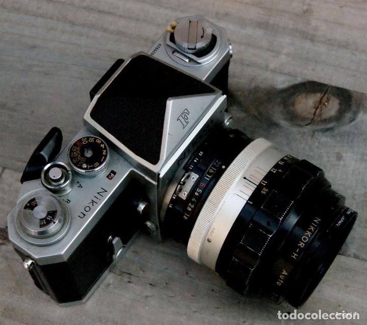 Cámara de fotos: NIKON F.Prisma sin fot.* + 85 Nikon F/1,8 - Foto 4 - 203270752