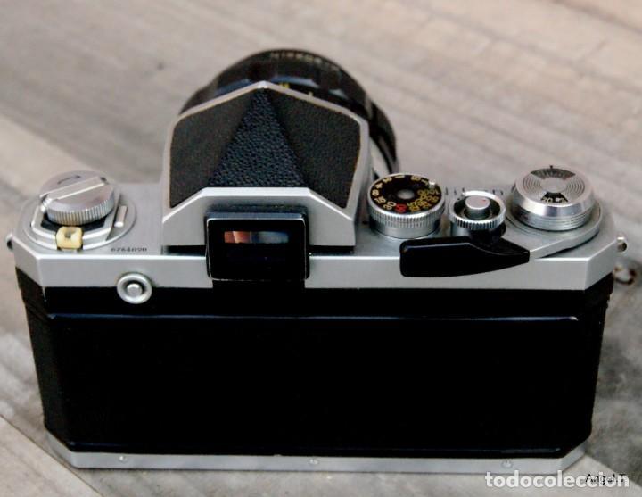 Cámara de fotos: NIKON F.Prisma sin fot.* + 85 Nikon F/1,8 - Foto 5 - 203270752