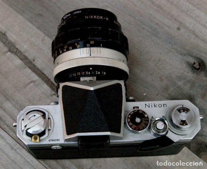 Cámara de fotos: NIKON F.Prisma sin fot.* + 85 Nikon F/1,8 - Foto 6 - 203270752