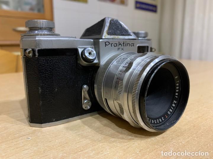 PRAKTINA FX (Cámaras Fotográficas - Réflex (no autofoco))