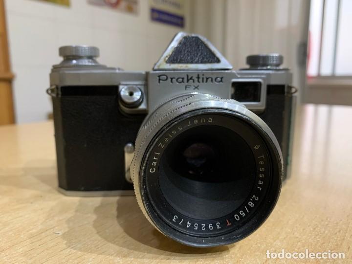 Cámara de fotos: PRAKTINA FX - Foto 2 - 203416973