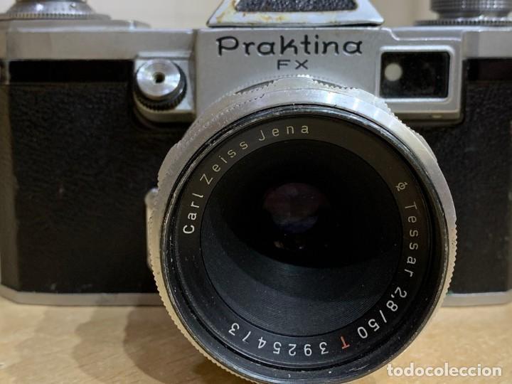 Cámara de fotos: PRAKTINA FX - Foto 3 - 203416973