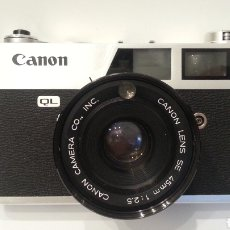 Cámara de fotos: CANON CANONET QL25 QL 25.. Lote 295533193