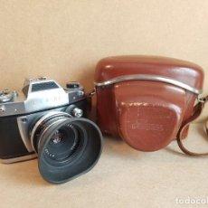 Cámara de fotos: IHAGEE EXA IIB, 1965. Lote 204364925