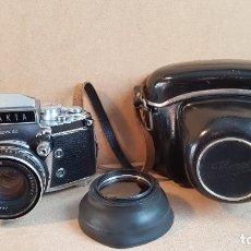 Cámara de fotos: IHAGGE EXAKTA VAREX IIB, 1965.. Lote 231046620
