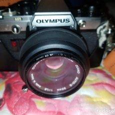 Cámara de fotos: CAMARA OLIMPUS OM 10. Lote 205005725