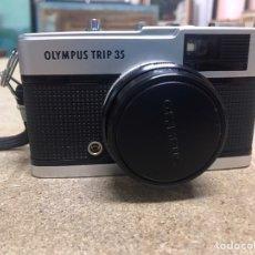 Cámara de fotos: CÁMARA OLYMPUS TRIP 35. Lote 205100196