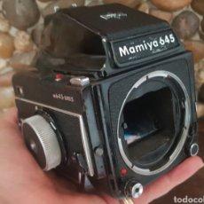 Cámara de fotos: CAMARA FOTOGRAFICA M 645 MAMIYA 1000S. Lote 205319891