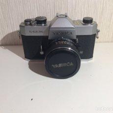Cámara de fotos: CÁMARA YASHICA TL ELECTRO. Lote 206591300