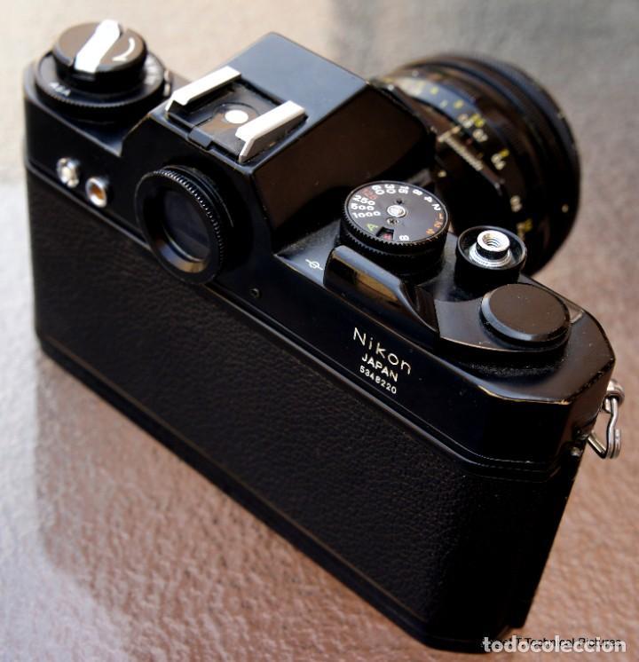 Cámara de fotos: Nikon Nikkormal EL + 35 mm. Descentrable.PC Nikkor. - Foto 4 - 207972316