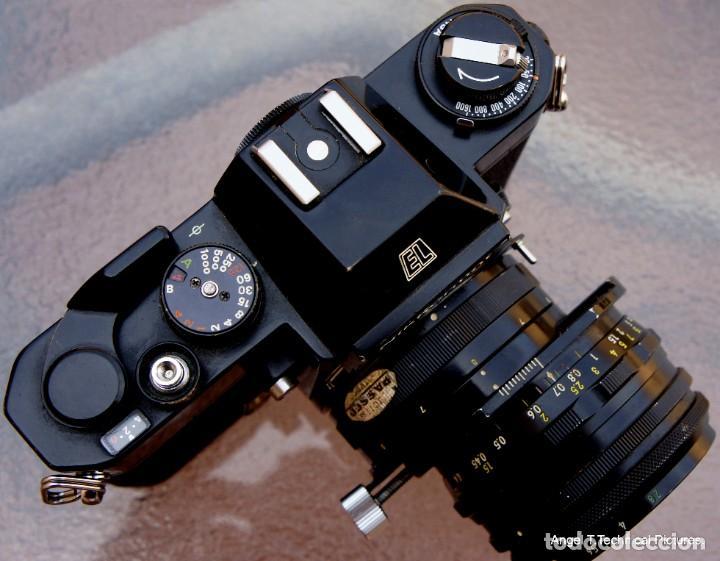 Cámara de fotos: Nikon Nikkormal EL + 35 mm. Descentrable.PC Nikkor. - Foto 7 - 207972316