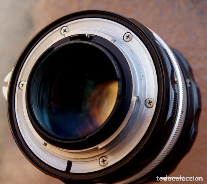 Cámara de fotos: NIKON F, 50 F/1,8 años 60.MINT+++.Como nueva. - Foto 15 - 208369673