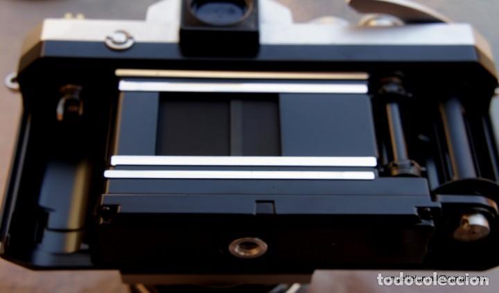Cámara de fotos: NIKON F, 50 F/1,8 años 60.MINT+++.Como nueva. - Foto 25 - 208369673