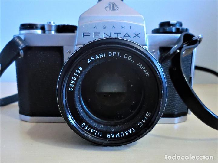 CAMARA ASAHI PENTAX SV (Cámaras Fotográficas - Réflex (no autofoco))