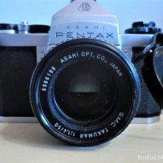 Cámara de fotos: CAMARA ASAHI PENTAX SV. Lote 209014077