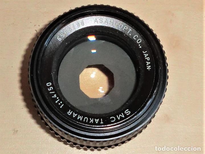 Cámara de fotos: Camara Asahi Pentax SV - Foto 6 - 209014077