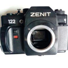 Cámara de fotos: (LEER DESCRIPCION) CÁMARA: ZENIT 122 - RÉFLEX - URSS - FOTOGRAFÍA ANALÓGICA - HIPSTER. Lote 209866592