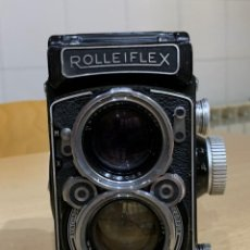 Cámara de fotos: ROLLEIFLEX C PLANAR 80MM 2.8. Lote 210359660
