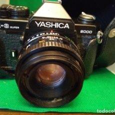 Cámara de fotos: CAMARA YASHICA FX 3 SUPER 2000. Lote 210459818