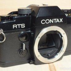 Cámara de fotos: CONTAX RTS. Lote 210708211