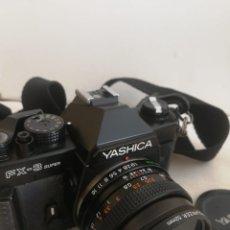 Cámara de fotos: CAMARA FOTOGRAFIAR YASHICA FX - 3 SUPER. Lote 211407292