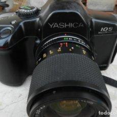 Cámara de fotos: CAMARA REFLEX YASHICA 109 MULTIPROGRAM - OBJETIVO 35-70 MM + FUNDA.. Lote 211651905