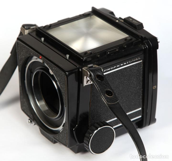 Cámara de fotos: Mamiya RB67 + CHASIS 120 + Visor- formato medio 6x7 cm - Foto 3 - 211664280