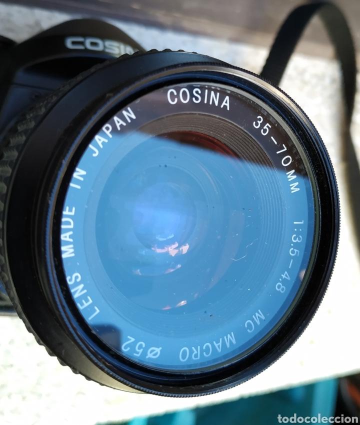 Cámara de fotos: Camara de fotos reflex Cosina C1s - Foto 4 - 211946450