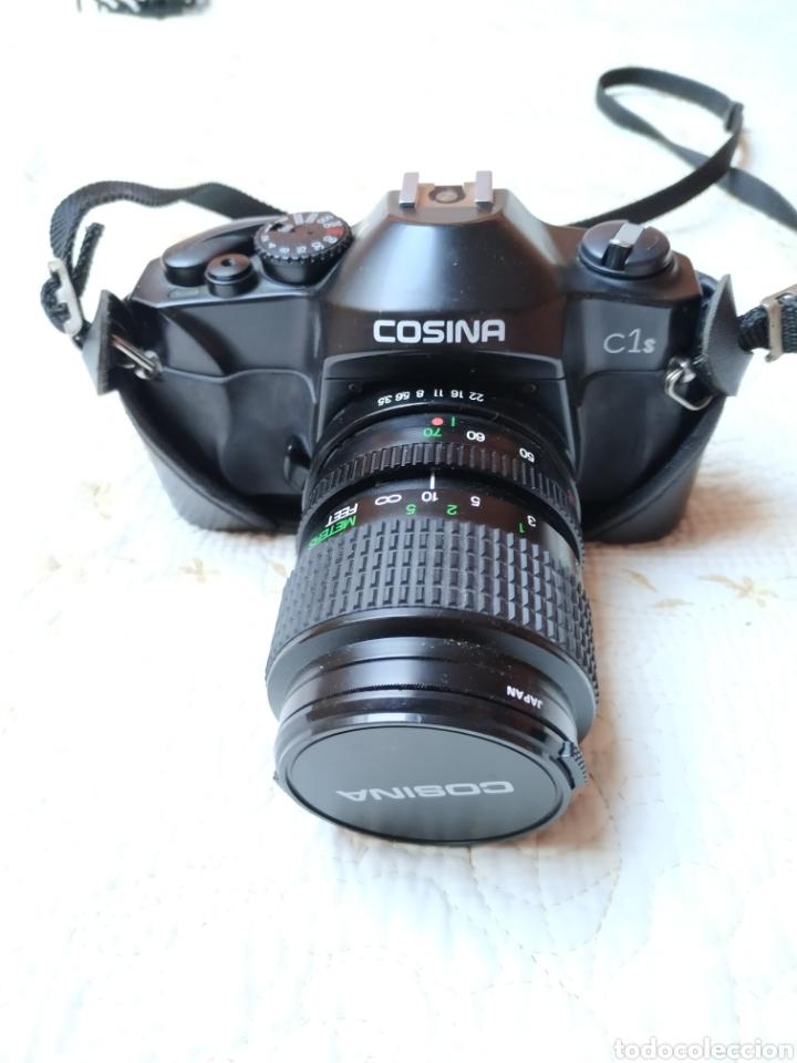 CAMARA DE FOTOS REFLEX COSINA C1S (Cámaras Fotográficas - Réflex (no autofoco))