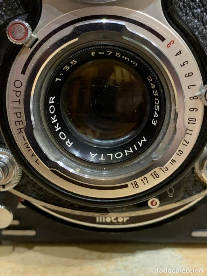 Cámara de fotos: Minolta Autocord Optiper MVL - Foto 3 - 213851517