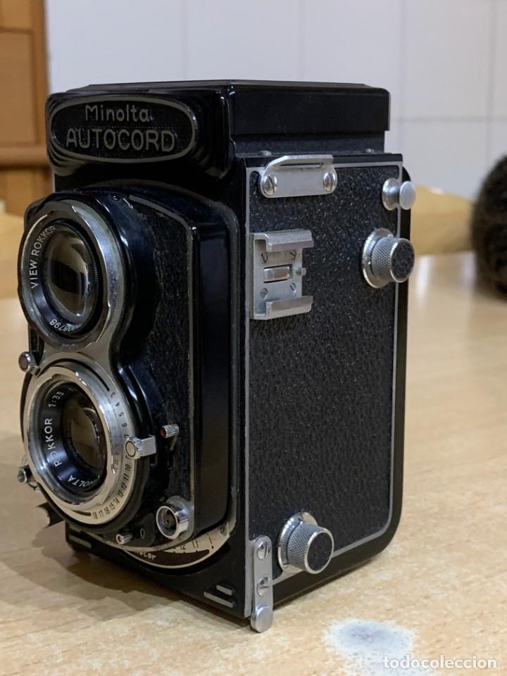 Cámara de fotos: Minolta Autocord Optiper MVL - Foto 4 - 213851517