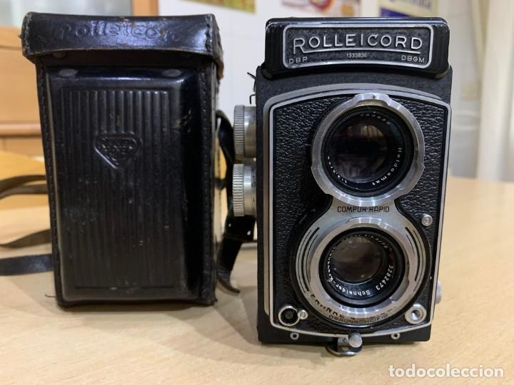 ROLLEICORD III MODELO K3B (Cámaras Fotográficas - Réflex (no autofoco))