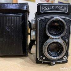 Cámara de fotos: ROLLEICORD III MODELO K3B. Lote 214243897