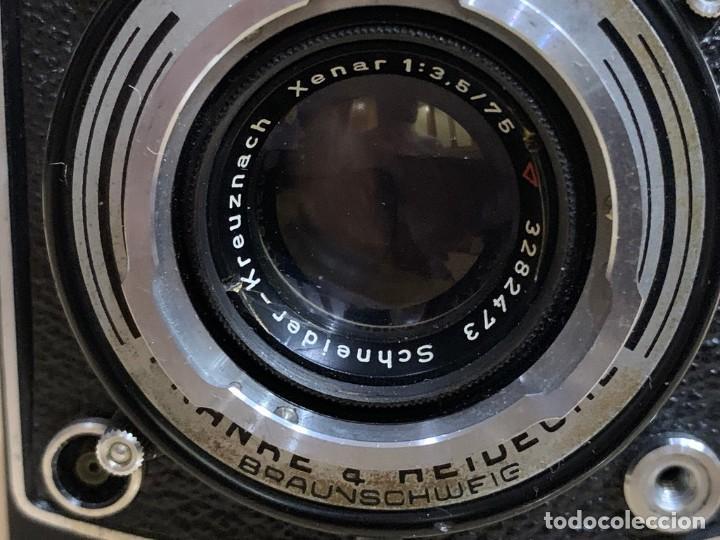Cámara de fotos: Rolleicord III Modelo K3B - Foto 2 - 214243897