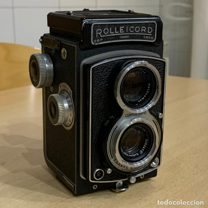 Cámara de fotos: Rolleicord III Modelo K3B - Foto 3 - 214243897