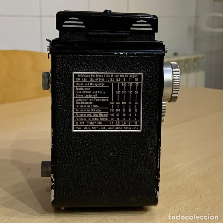 Cámara de fotos: Rolleicord III Modelo K3B - Foto 5 - 214243897