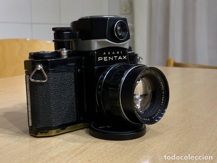 Cámara de fotos: PENTAX S3 - Foto 2 - 214873547