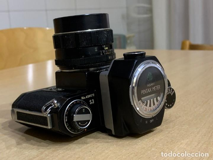 Cámara de fotos: PENTAX S3 - Foto 5 - 214873547