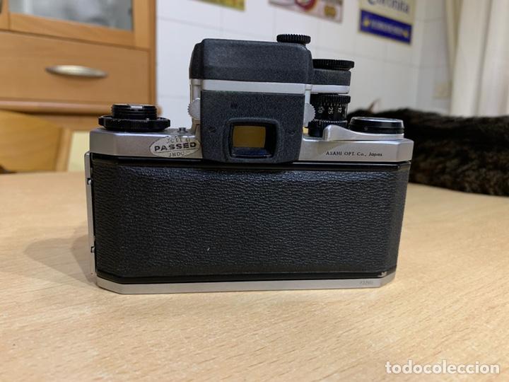 Cámara de fotos: Pentax SV con Fotometro y Súper Takumar 55mm 1.8 - Foto 4 - 215101535